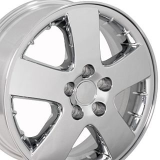 "17"" Chrome Pontiac Montana 6579 Wheel 17x6 5 Rims"