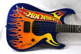 Fender Custom Shop Hot Wheels Cars Stratocaster Ultra RARE Electric Guitar