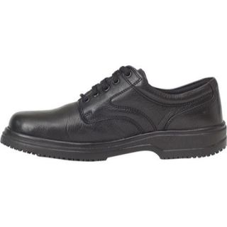 Men's Deer Stags Saturn Black Tumbled Deer Stags Oxfords