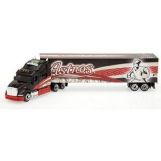 HOUSTON ASTROS MLB 2008 Semi Diecast Tractor Trailer Truck 1/80 Scale   By Upperdeck