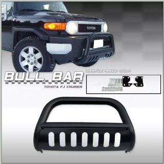 Toyota FJ Cruiser Black Bull Bar/Push Bar   Fits 2006, 2007, 2008, 2009, 2010, 2011, 2012 and 2013 FJ Cruiser Automotive
