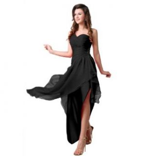 Sunvary High Low Chiffon Cocktail Party Dress Prom Gowns for Evening