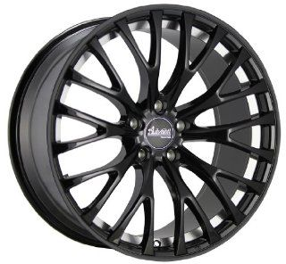 Advanti Racing Fastoso 18 Black Wheel / Rim 5x100 with a 35mm Offset and a 73.10 Hub Bore. Partnumber FS88510355 Automotive