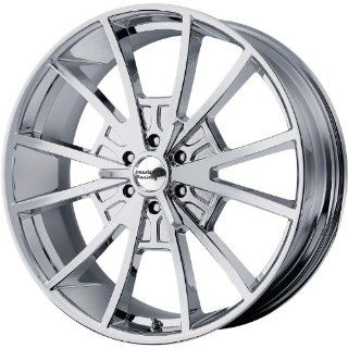 American Racing Vintage EL Rey 20x8.5 Chrome Wheel / Rim 6x135 with a 30mm Offset and a 87.10 Hub Bore. Partnumber VN80328563230 Automotive