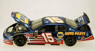 Action   Elite   NASCAR   Michael Waltrip #15   2004 Chevy Monte Carlo   NAPA / Stars & Stripes   Rare   124 Scale Die Cast   #3 of 288   Low Number   Limited Edition   Collectible Toys & Games