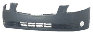 OE Replacement Nissan/Datsun Maxima Front Bumper Cover (Partslink Number NI1000211) Automotive