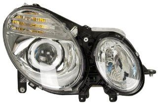 OE Replacement Mercedes Benz 300E Passenger Side Headlight Assembly Sealed Beam (Partslink Number MB2501100) Automotive