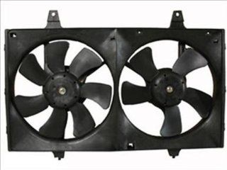 OE Replacement Nissan Datsun/Maxima Radiator Cooling Fan Assembly (Partslink Number NI3115103) Automotive