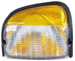 OE Replacement Ford Econoline Passenger Side Parklight Assembly (Partslink Number FO2521122) Automotive