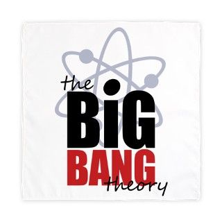 Big Bang Theory Cloth Napkins by the_gift_corner