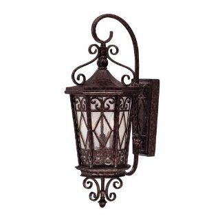 Savoy House 5 421 56 Pierce Paxton Wall Mount Lantern New Tortoise Shell 3   C Bulbs   Wall Porch Lights