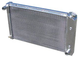 3 Row All Aluminum Replacement Radiator for the 1970 1981 Firebird Trans Am, Firebird Trans Am Replacement Radiator, Firebird Trans Am Radiator   Manufactured by Champion Cooling Systems, Part Number 573 Automotive