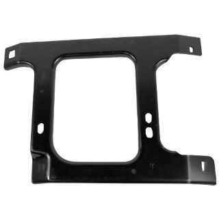 OE Replacement Dodge Pickup Front Passenger Side Bumper Bracket (Partslink Number CH1067127) Automotive