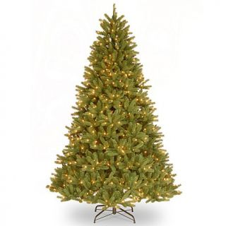 7.5 ft. FEEL REAL® Grande Fir Medium Tree with Clear Lights