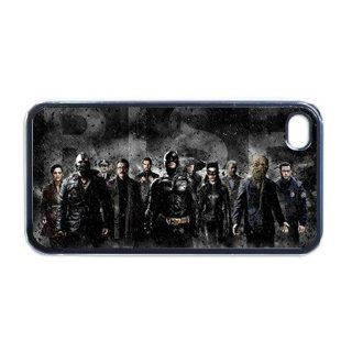 Batman Movie Hero Cool Unique Design iphone 4 4S Cases Cover Vol9 Cell Phones & Accessories