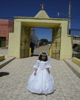 """First Communion Mexico"" Art Photograph Jalisco By Michael Verlangieri"