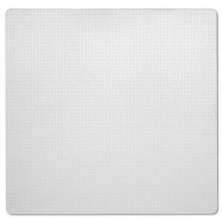 "7220001516518 PVC Chair Mat, Low To Medium Pile Carpet, 60"" X 60"""