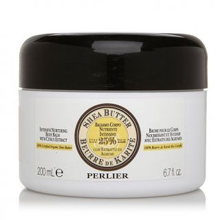 Perlier Shea Butter Body Balm with Citrus Extract