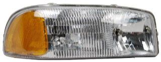 OE Replacement GMC Jimmy/Yukon/Sierra Passenger Side Headlight Assembly Composite (Partslink Number GM2503188) Automotive