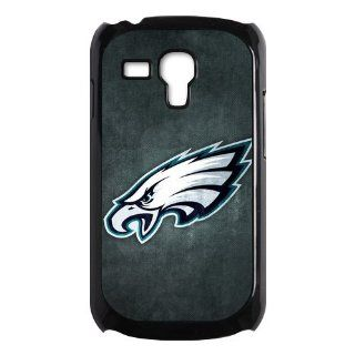 For Samsung Galaxy S3 Mini i8190 Case, NFL Philadelphia Eagles Team Plastic Back Cover Case for Samsung Galaxy S3 Mini Cell Phones & Accessories