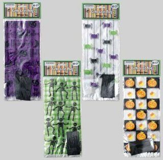 USA Wholesaler   11226572   Cello Halloween Loot Bags 20 Pack Case Pack 72  General Sporting Equipment  Sports & Outdoors