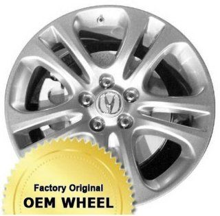 ACURA MDX 19X8 10 SPOKE Factory Oem Wheel Rim  GREY   Remanufactured Automotive