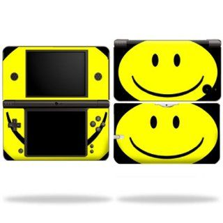 Protective Vinyl Skin Decal Cover for Nintendo DSi XL sticker skins Smiley Faces Video Games