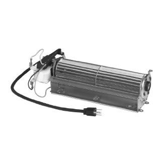Fasco B22508 Direct Drive Free Air Output Transflo Blower with Sleeve Bearing, 1500rpm, 115V, 60Hz, 0.7amps, 105 CFM Industrial Hvac Blowers