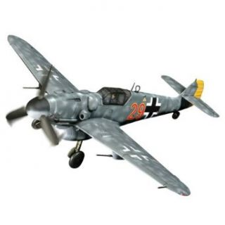 Unimax Forces of Valor 132 Scale German BF 109G 6 Red 29 Toys & Games