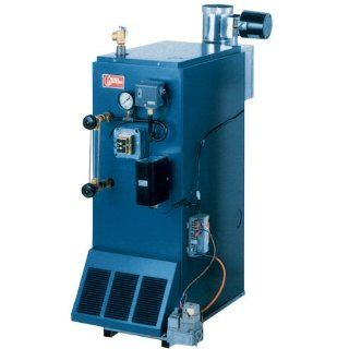 Utica 82 AFUE 112, 500 BTU Gas Fired Steam Boiler   Tools Products