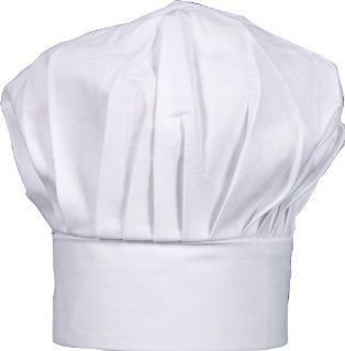 HIC Adult Size Adjustable Chef Hat   Kitchen Linens