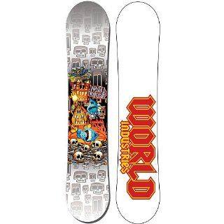 World Industries Voodoo Snowboard   147 cm  Freeride Snowboards  Sports & Outdoors