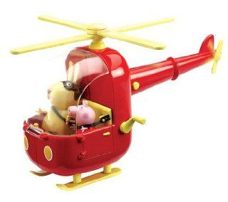 Peppa Pig Miss Rabbits Helicopter Toy Toys & Games