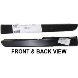 Toyota Tacoma Pickup Filler Panel 4wd (below Headlight) Left   Driver Side   1995 1997 Part # To1088106 Automotive