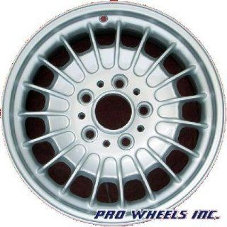 "Bmw 633csi 635csi 733i 735i L6 390X165"" Silver Factory Wheel Rim 59153 B Automotive"