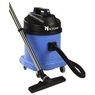 NaceCare WV570 Wet Vacuum with BB7 Kit, 6 Gallon Tank Capacity, 1200W Vacuum Motor, 1.6 HP Shop Wet Dry Vacuums