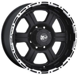 "Pro Comp Alloys Series 7189 Flat Black Wheel (17x8""/8x170mm) Automotive"