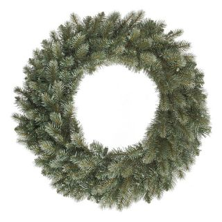 Vickerman 30 in. Colorado Blue Spruce Wreath   Christmas Wreaths