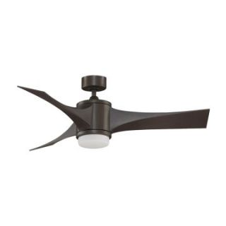 Fanimation Jennix 52 In. Indoor / Outdoor Ceiling Fan with Light   Ceiling Fans