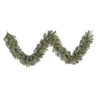 Vickerman 9 ft. Colorado Blue Garland   Christmas Garland