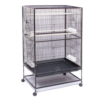 Prevue Pet Products Wrought Iron Flight Cage Large F040   Bird Breeding Cages