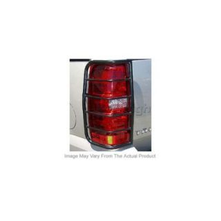 1999 2011 Chevrolet Silverado 1500 Tail Light Guard   N Dure, Direct fit, Steel, Includes installation instructions and mounting hardware.
