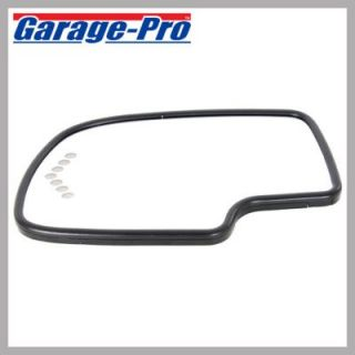 2007 2010 Chevrolet Silverado 1500 Mirror Glass   Garage Pro, GM1325102, Direct fit, With turn signal