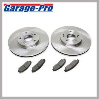 Garage Pro?OE Replacement Brake Disc and Pad Kit