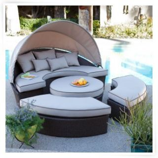 Red Ember Coronado Gas Fire Pit Table with Cover   Fire Pits