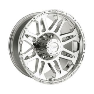 Pro Comp Series 6005 Chrome Alloy Wheel