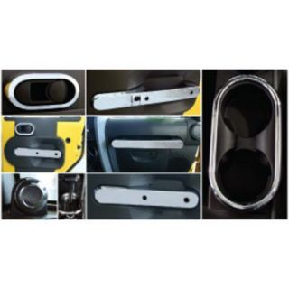 Putco Complete Chrome Trim Kits