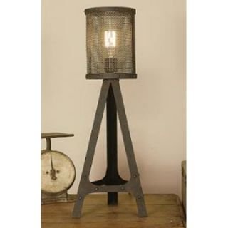 Mario Industries Tripod Floor Lamp   Brown   Floor Lamps