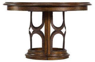 Stanley Archipelago Monserrat Round Pedestal Dining Table Fathom 186 11 30   Dining Tables