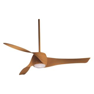 Minka Aire F803 MP Artemis 58 in. Indoor Ceiling Fan   Maple Finish   Ceiling Fans
